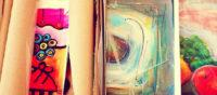 Original Acrylbilder auf Leinwand - Etelka Kovacs-Koller