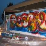 Action Painting Ibiza