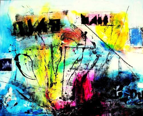 Mehr als Malerei