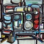 Etelka Kovacs-Koller Molotow Paintings 10