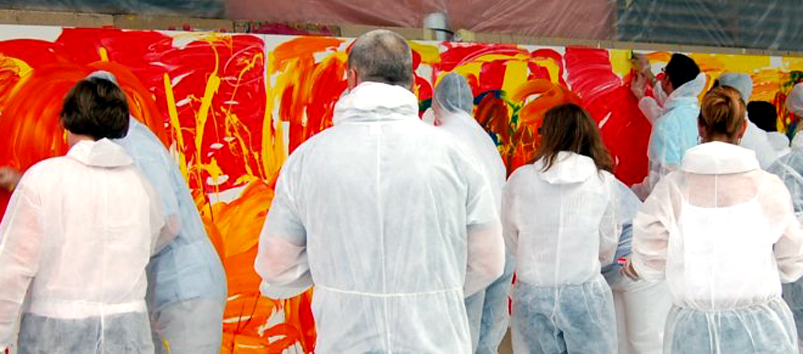 Event Painting Teampainting